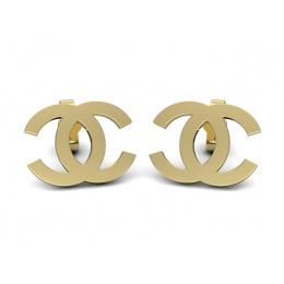 Złote kolczyki, żółte złoto - K15289z