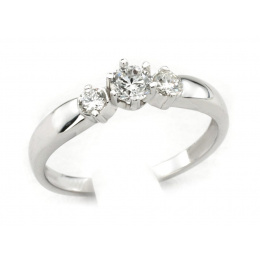 Pierścionek zaręczynowy z brylantami - pt20001br_VS1_G_22