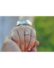 Na którym palcu nosi się pierścionek zaręczynowy?